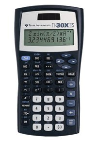 TEXAS TI-30XIIS 2-LINE SCIENTIFIC 10PK TEACH KT - TEXAS INSTRUMENT OEM Calculators