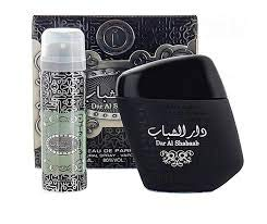 Estuche perfume Dar Al Shabaab ARD AL ZAAFARAN Eau de Parfum 100 ...
