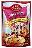 Triple Berry Muffin Mix 6.5 Oz (3 Pouches)