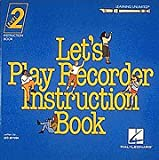 img - for Let's Play Recorder Instruction Book Level 2 book / textbook / text book