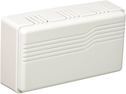 Heath Zenith SL-2796-02 Basic Series Wired Door Chime, White ()