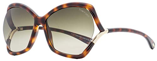 Sunglasses Tom Ford FT 0579 Astrid- 02 53K blonde havana/gradient roviex