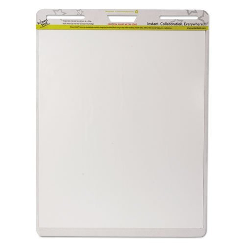 WZWEP156PK - Dry Erase Static-Cling Film Easel Pads by Wizard Wall