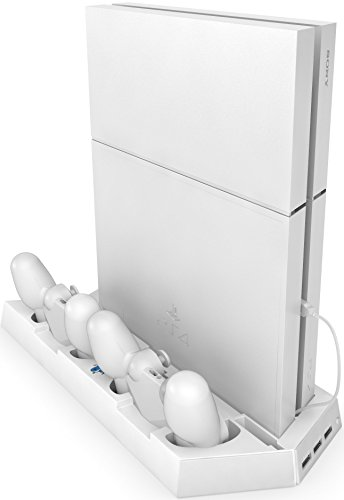 Ortz Vertical Stand Cooling LIMITED White product image