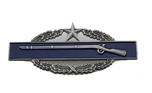 US Army Combat Infantry Badge CIB 2ND Award Large PIN Badge