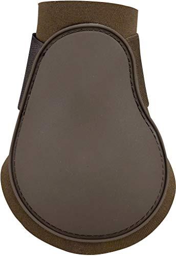 (Horze Spirit fetlock boots Chocolate Brown P)