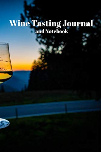 Wine Tasting Journal and Notebook