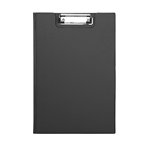 Business Folder Profile Clipboard Portfolio, Padfolio Legal A4 Letter Size Resume Paper Organizer Clip Conference Tablet Writing Pad by ITODA