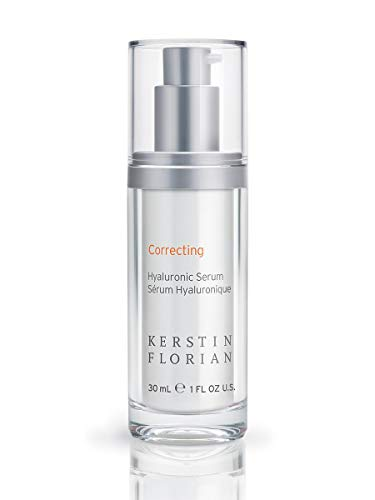 Kerstin Florian Correcting Hyaluronic Serum, Moisturizing Anti-Aging Serum for Hydration and Plumpness 30ml/1 fl oz