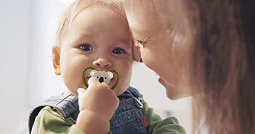 NUK Space - Chupete, forma adaptada a la boca Bär & Wal: Amazon.es: Bebé