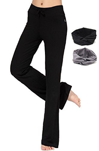 Slim Bootleg Pants - 7