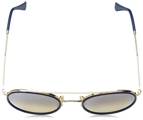 Gradient Dorado ban Adulto Ray 0rb3647n silver Sol Gafas De Flash Unisex qzdxRwZO0x