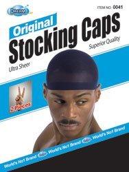Cap Boo (Dream, Original STOCKING CAP, Ultra Sheer, Superior Quality, Color Black (Item #041 Black))