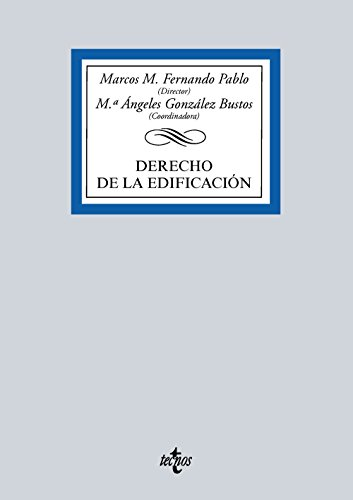 Descargar Libro Derecho De La Edificación Y Renovación Urbana Marcos M. Fernando Pablo