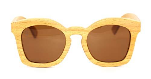 Óculos De Sol De Madeira Anastácia, MafiawooD