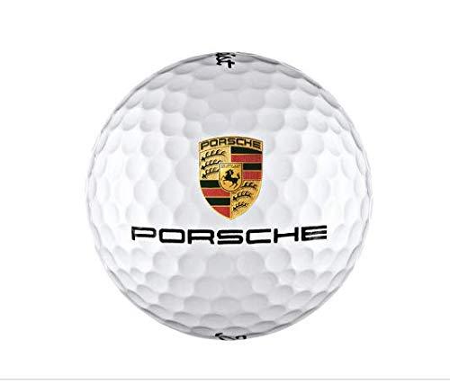 Bolas de golfe Porsche