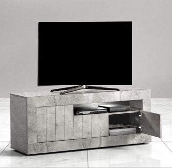 dafnedesign.Com – Mueble para TV – Color Cemento – Mueble para TV ...