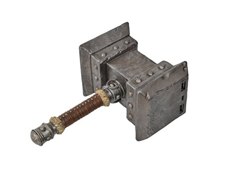 Swordfish Tech Warcraft, Doomhammer 13,400mAh External Power Bank – Warcraft Movie Official Licensed