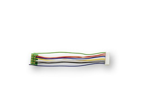 "Digitrax DGTDHWHP HO DCC Decoder Wire Harness, 3.2"" 8-Pin"
