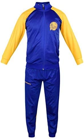 Sports Fanatics Steph Curry Basketball Tracksuit Youth Sizes Premium Quality Track Jacket with Pants