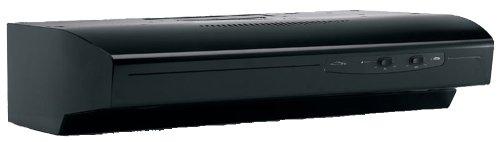 Broan QS136BL Allure Range Hood, 36-Inch, Black - 36