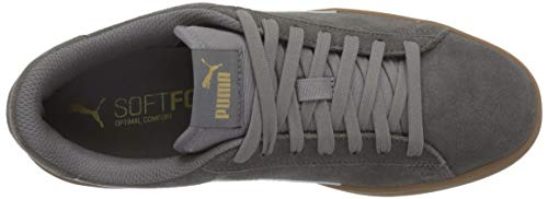 Smash Gold 27 Adulto puma Gray Puma charcoal Gris White V2 Unisex gum Zapatillas puma Team fnwqxq6dB