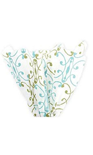 Boutique 20 x 30 inch French Charming Tissue Paper ()