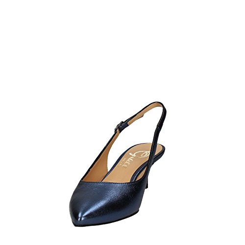 Shoes Tacco Grace Blu Donna Sandalo 867 7OOqtwdgx