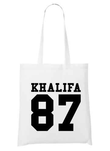 White Khalifa 87 Bag 87 87 White Khalifa Bag Khalifa dEfqf1gP