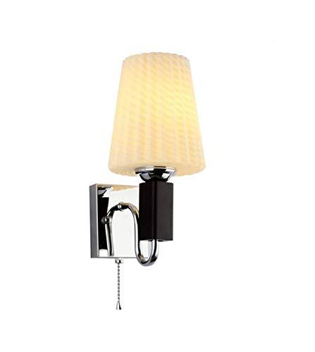 Aussenlampe Wandbeleuchtung Wandlampe Wandleuchte Innen Mode-Einfache Nachttischlampe Hintergrund-Wand-Dekorative Lichter E27