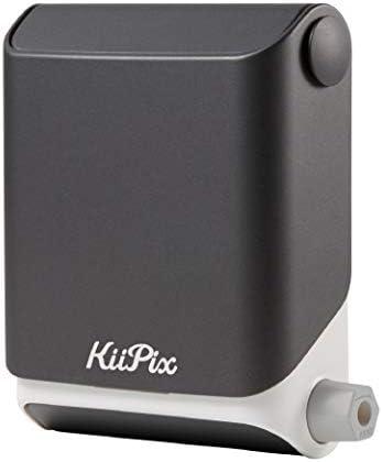 Kiipix–Magic Photo Imprimante Fotografica, Couleur Noir (Bizak, S.A. 30697250)