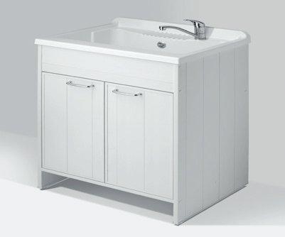 Armadio Lavanderia Esterno : Tosend servizi sas mobile lavatoio per esterno interamente in pvc