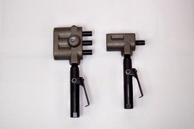 Texas Pneumatic Tools, Inc. Triple Piston Pneumatic Scaler T3