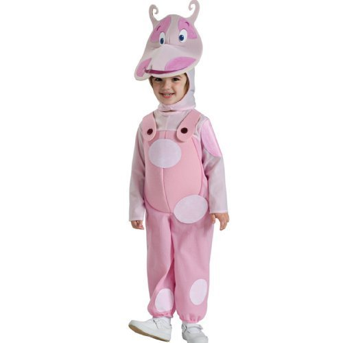 Backyardigans Uniqua Child Costume - Toddler - Kid's Costumes by Rubie's by (Backyardigans Uniqua Costume)