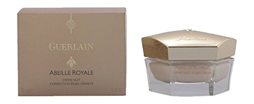 Guerlain Abeille Royale Night Cream for Unisex, 1.6 Ounce -