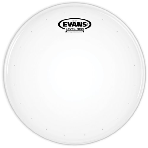 (Title: Evans Genera HD Dry Drum Head, 14 Inch (B14HDD))
