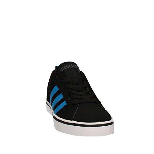 Adidas Vs Pace, Scarpe da Ginnastica Uomo, Nero (Negbas/Azusol/Onix), 42 EU