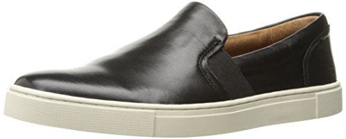 FRYE Women Ivy Slip Fashion Sneaker Black