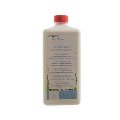 1 Litre Algae and Moss Remover Water Feature Cleaner Direct Global Trading