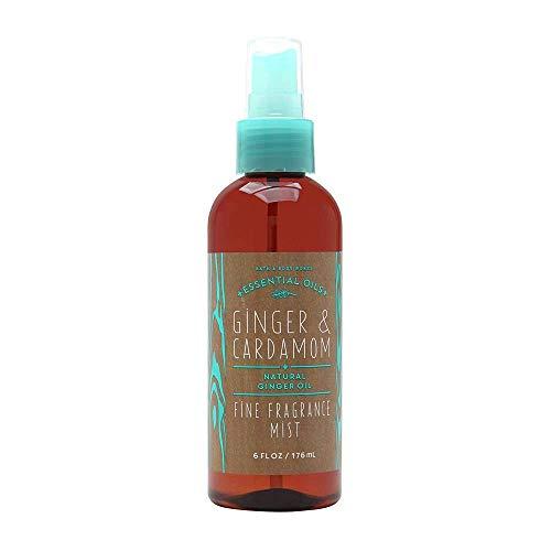 Ginger Body Spray - Bath and Body Works Fine Fragrance Mist Ginger and Cardamom 6 Ounce Bottle