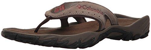 Sport Sandal Mud Rusty Flip Columbia Men's Santiam wqt77U