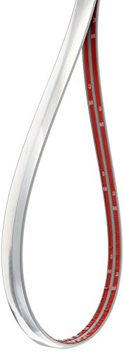 Auto Tech Plastics ECM-346, 1998-2011 Mercury Grand Marquis Rear Bumper Impact Strip Right or Left Trim Molding Chrome