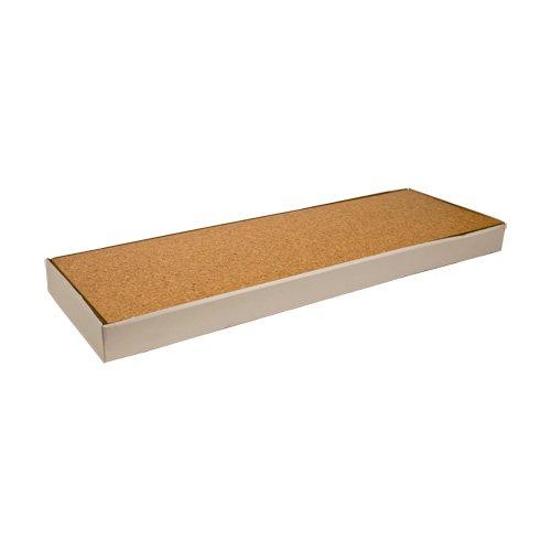 The Felt Store Cork Floating Floor - 35.8 X 11.81 X 0.41 ...