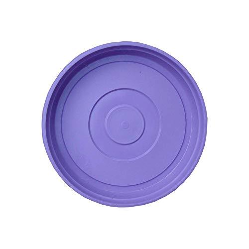 Prato para Vaso de Plantas Violeta 18cm