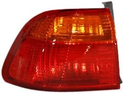 TYC 11-5278-01 Honda half Civic Driver Replacement Tail Light Be super welcome As Side