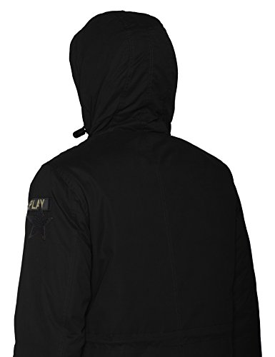REPLAY Negro Off Hombre Chaqueta Black para 397 RtwrRqP
