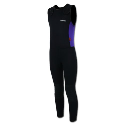 NRS Youth Farmer Bill Wetsuit Black Small