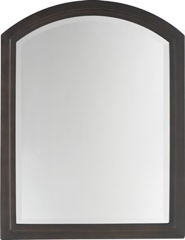 Boulevard Collection 1 Light - Murray Feiss MR1042ORB Boulevard Beveled Mirror, Oil Rubbed Bronze