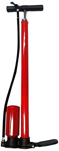 Cartasport Unisex Bomba de Estribo, Color Rojo
