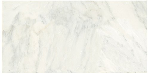 Polished Flooring Daltile Marble - Dal-Tile M19012241L Marble Tile First Snow Elegance Polished x 23 1/2